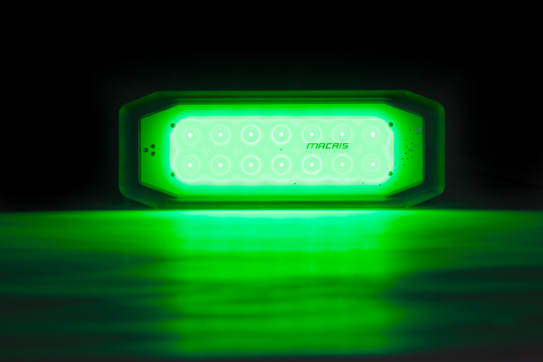 Macris Underwater Lighting MIU15 V6 Green