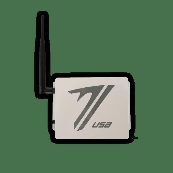 Wireless multi channel lighting controller